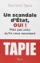 """Couverture du livre : """"Un scandale d'État, oui !"""""""