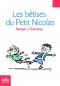"""Couverture du livre : """"Les bêtises du petit Nicolas"""""""