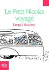 """Couverture du livre : """"Le petit Nicolas voyage"""""""