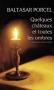 """Couverture du livre : """"Quelques châteaux et toutes les ombres"""""""