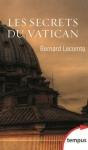 """Couverture du livre : """"Les derniers secrets du Vatican"""""""