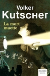 """Couverture du livre : """"La mort muette"""""""