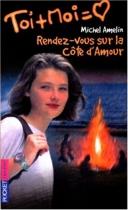 """Couverture du livre : """"Rendez-vous sur la côte d'amour"""""""