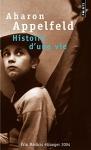"""Couverture du livre : """"Histoire d'une vie"""""""