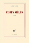 """Couverture du livre : """"Corps mêlés"""""""