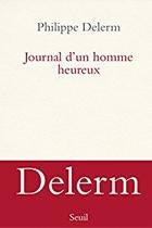 """Couverture du livre : """"Journal d'un homme heureux"""""""