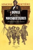"""Couverture du livre : """"Dumas et les mousquetaires"""""""