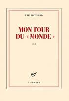 """Couverture du livre : """"Mon tour du Monde"""""""