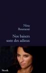 """Couverture du livre : """"Nos baisers sont des adieux"""""""