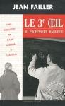 """Couverture du livre : """"Le troisième oeil du professeur Margerie"""""""