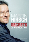 """Couverture du livre : """"Secrets de fabrication"""""""