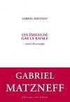 """Couverture du livre : """"Les émiles de Gab la Rafale"""""""