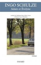 """Couverture du livre : """"Adam et Evelyne"""""""