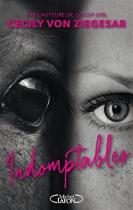 """Couverture du livre : """"Indomptables"""""""