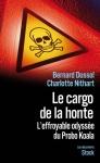 """Couverture du livre : """"Le cargo de la honte"""""""
