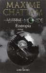 """Couverture du livre : """"Entropia"""""""
