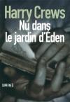 """Couverture du livre : """"Nu dans le jardin d'Eden"""""""
