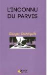"""Couverture du livre : """"L'inconnu du parvis"""""""