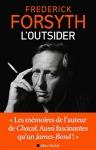 """Couverture du livre : """"L'outsider"""""""