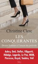 """Couverture du livre : """"Les conquérantes"""""""