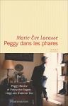 """Couverture du livre : """"Peggy dans les phares"""""""