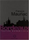 """Couverture du livre : """"Bordeaux"""""""