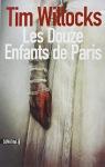 """Couverture du livre : """"Les douze enfants de Paris"""""""