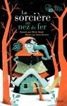 """Couverture du livre : """"La sorcière au nez de fer"""""""