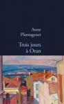 """Couverture du livre : """"Trois jours à Oran"""""""