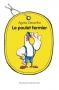 """Couverture du livre : """"Le poulet fermier"""""""