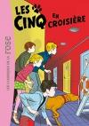 """Couverture du livre : """"Les Cinq en croisière"""""""