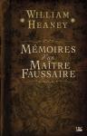 """Couverture du livre : """"Mémoires d'un maître faussaire"""""""