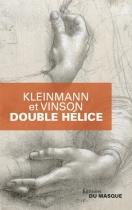 """Couverture du livre : """"Double hélice"""""""