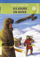 """Couverture du livre : """"153 jours en hiver"""""""