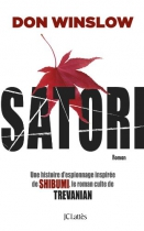 """Couverture du livre : """"Satori"""""""