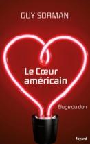 """Couverture du livre : """"Le coeur américain"""""""
