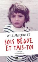 """Couverture du livre : """"Sois bègue et tais-toi"""""""