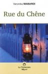 """Couverture du livre : """"Rue du chêne"""""""