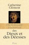 """Couverture du livre : """"Dictionnaire amoureux des dieux et des déesses"""""""