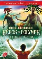 """Couverture du livre : """"Le fils de Neptune"""""""