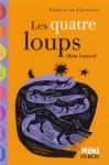 """Couverture du livre : """"Les quatre loups"""""""