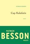 """Couverture du livre : """"Cap Kalafatis"""""""