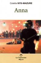 """Couverture du livre : """"Anna"""""""