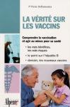 """Couverture du livre : """"Vaccins"""""""