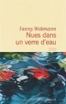 """Couverture du livre : """"Nues dans un verre d'eau"""""""