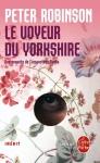 """Couverture du livre : """"Le voyeur du Yorkshire"""""""