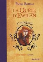 """Couverture du livre : """"La quête d'Ewilan"""""""