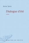 """Couverture du livre : """"Dialogue d'été"""""""