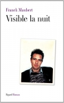 """Couverture du livre : """"Visible la nuit"""""""