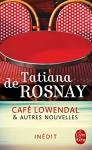 """Couverture du livre : """"Café Lowendal"""""""
